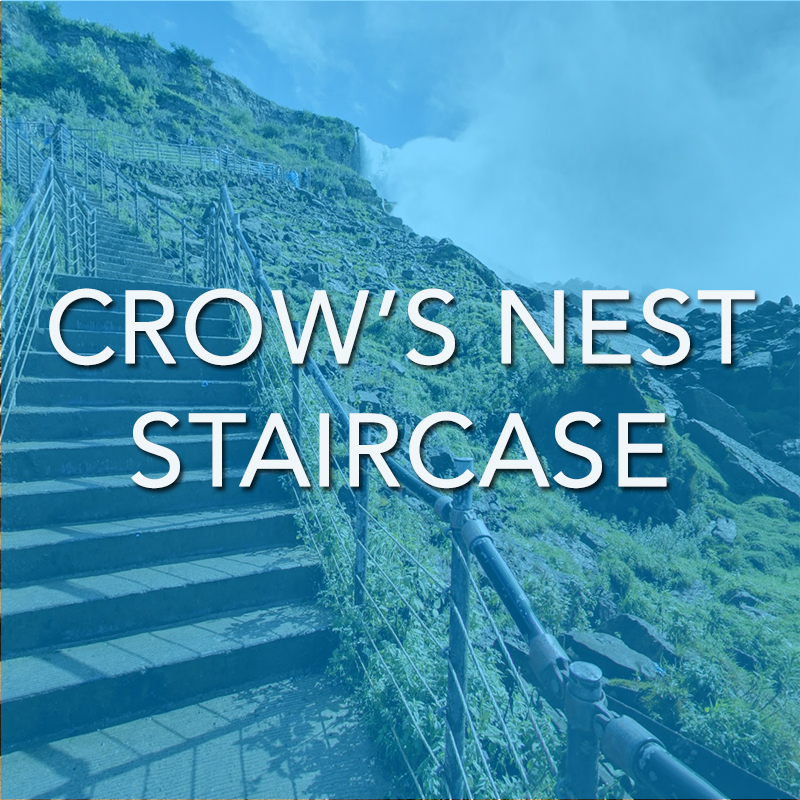 Crows Nest Staircase