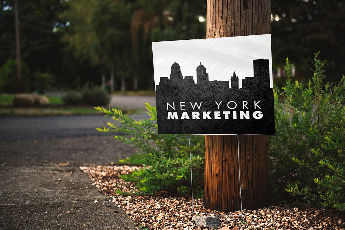 Lawn Signs: A Powerful Marketing Tool