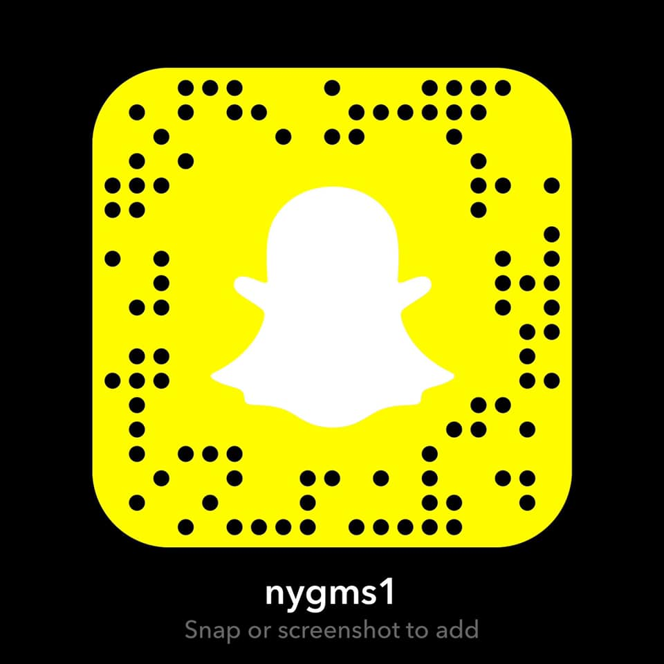 New York Marketing is now on Snapchat!