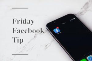 #FridayFacebookTip: Content Distribution
