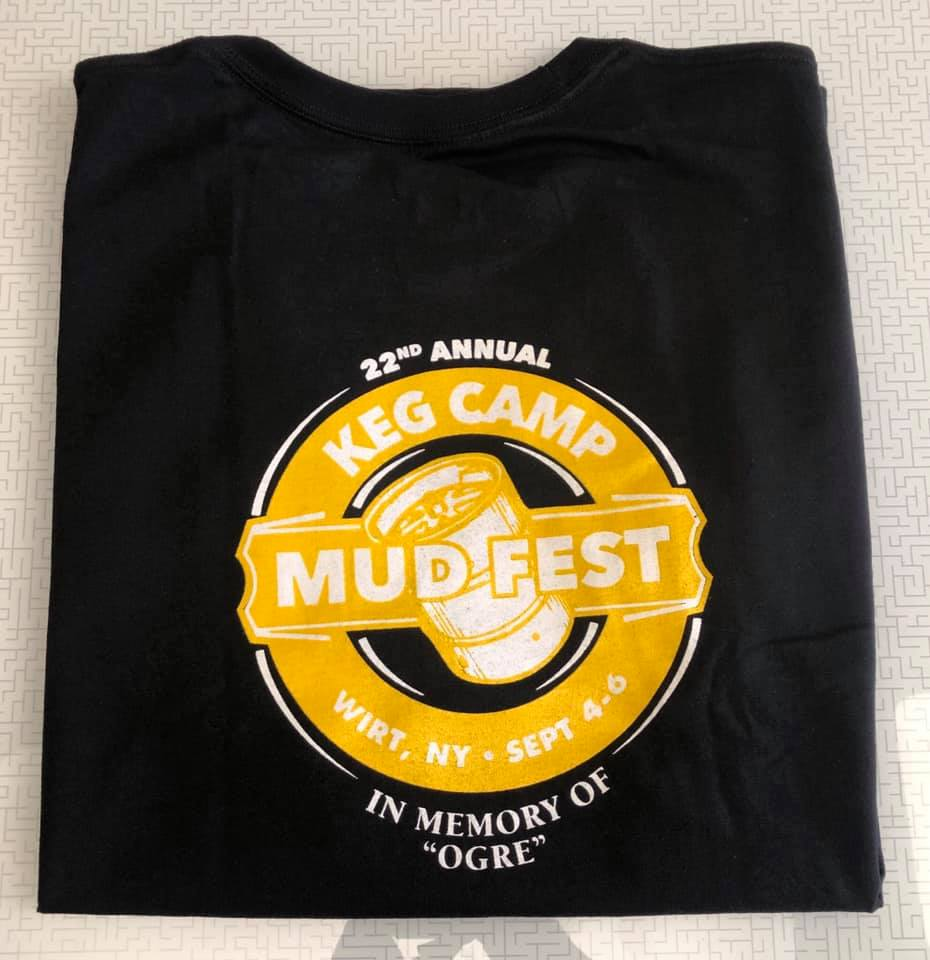 Mud Fest Shirts!