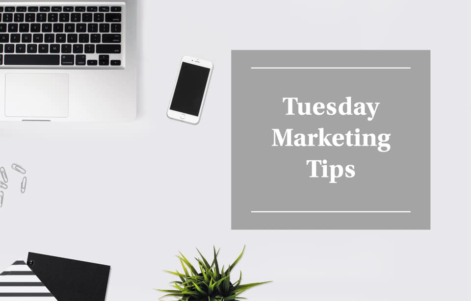#TuesdayMarketingTip – Content Engagement