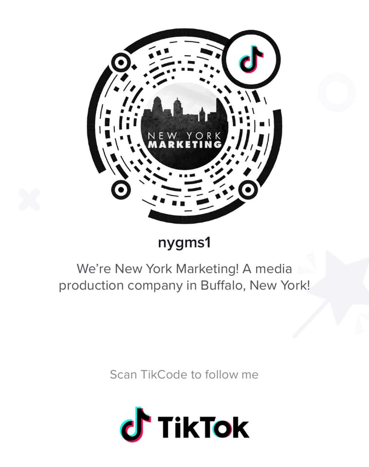 New York Marketing is on TikTok!