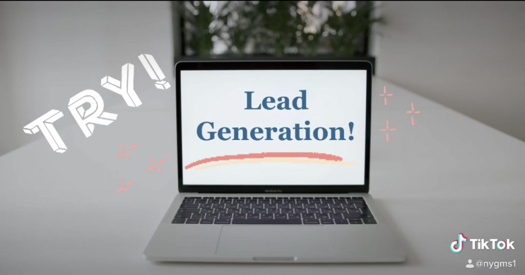 #WordOfTheWeek Wednesday - Lead Generation