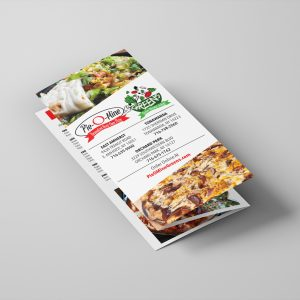Custom 8.5×11 Brochures