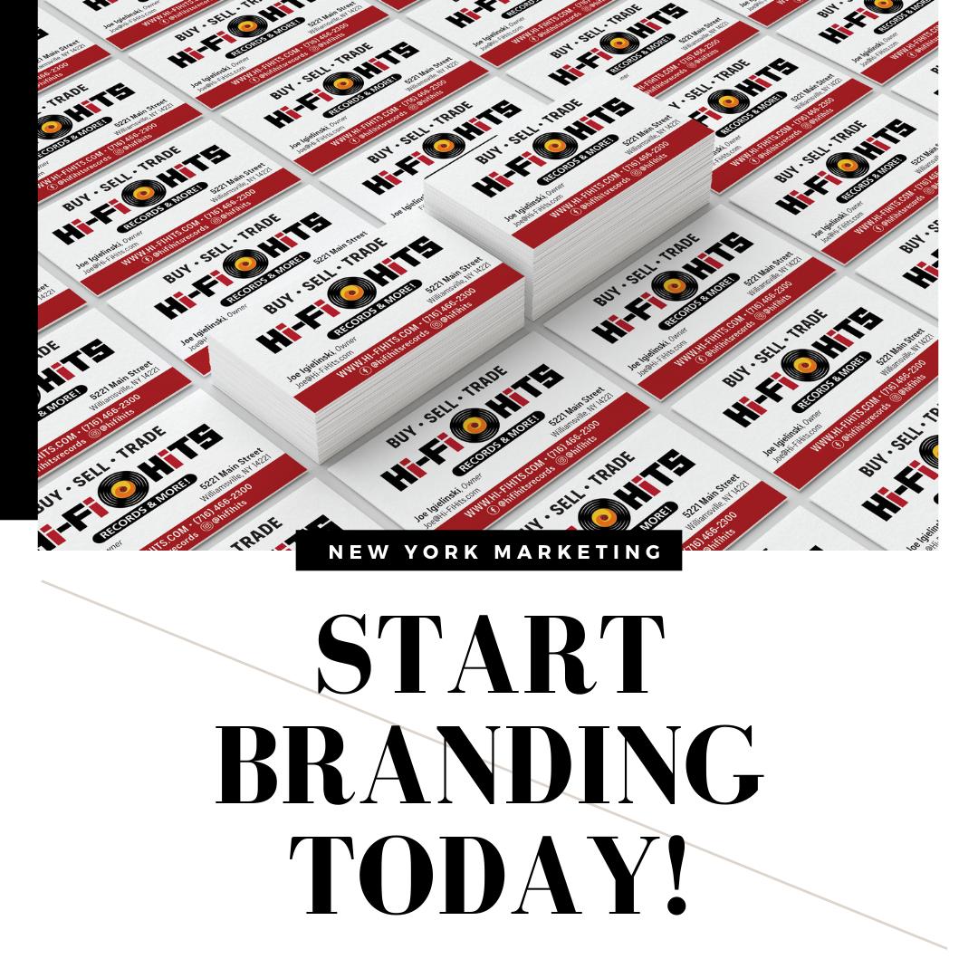 Start Branding Today!