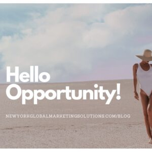 Turn This Summer Into A Business Opportunity!