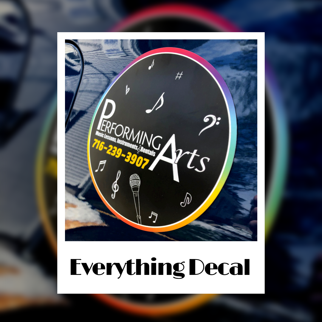 Everything Decal Related